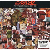 Parlophone,  GORILLAZ - THE SINGLES COLLECTION 2001-2011