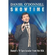 Rosette Records,  DANIEL O'DONNELL - SHOWTIME (DVD)