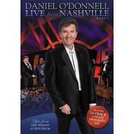 DANIEL O'DONNELL - LIVE FROM NASHVILLE PART 2 (DVD)