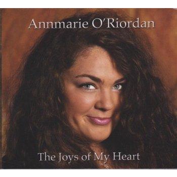 AOR Music, ANNMARIE O'RIORDAN - THE JOYS OF MY HEART