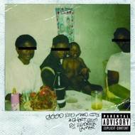Kendrick Lemar - Good Kid, M.A.A.D. City (CD)