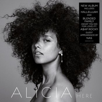 Alicia Keys - Here (CD)