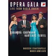 Jonas Kaufmann - Opera Gala, Live From Baden (DVD)