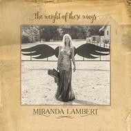 Miranda Lambert - The Weight Of These Wings (2 CD Set)