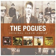 The Pogues - Original Album Series (5 CD Set)