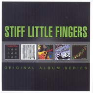 Stiff Little Fingers - Original Album Series (5 CD Set)