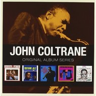 John Coltrane - Original Album Series (5 CD Set)