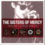 Rhino,  The Sisters Of Mercy - Original Album Series (5 CD Set)
