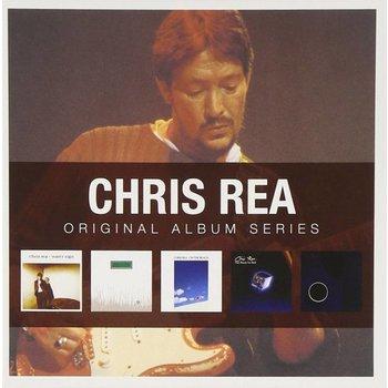 Chris Rea - Original Album Series (5 CD Set)