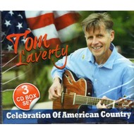 Tom Laverty Music, Tom Laverty - Celebration Of American Country (3 CD Set)