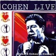 Columbia,  Leonard Cohen - Live In Concert (CD)