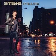 A & M Records, Sting - 57th & 9th (CD)