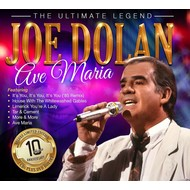 Irish Music,  Joe Dolan - Ave Maria, The Ultimate Collection (2CD/1DVD Set)