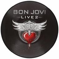 """Bon Jovi - Live 2 (10"""" Vinyl)"""