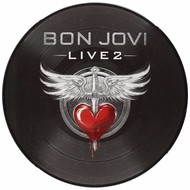 "Mercury Records, Bon Jovi - Live 2 (10"" Vinyl)"
