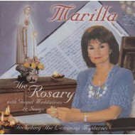 MLM Records,  Marilla Ness - The Rosary (with Gospel Meditations & Songs)
