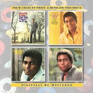 BGO Records,  Charley Pride - Did You Think To Pray / A Sunshiny Day with Charley Pride / Songs Of Love / Sweet Country