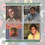 BGO Records,  Charley Pride - Amazing Love / Country Feelin' / Pride Of America / Charley