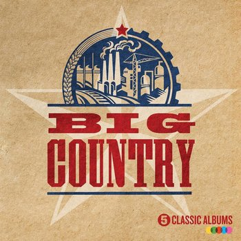 BIG COUNTRY - 5 CLASSIC ALBUMS (CD)