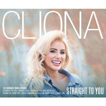 CLIONA HAGAN - STRAIGHT TO YOU (CD)