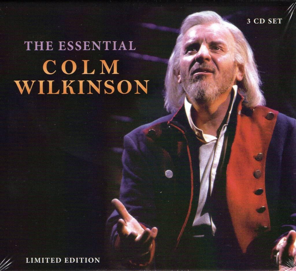 Watch Colm Wilkinson video
