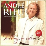 ANDRE RIEU - FALLING IN LOVE (CD +DVD)