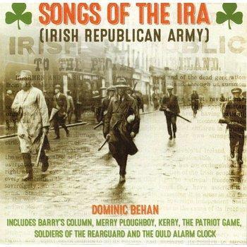 DOMINIC BEHAN - SONGS OF THE IRA (IRISH REPUBLICAN ARMY) CD