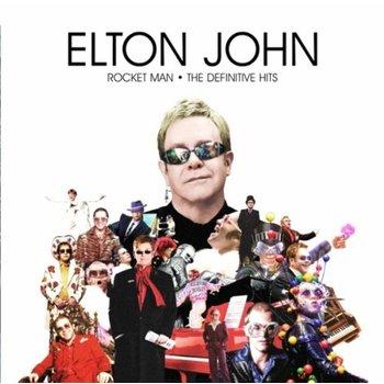 ELTON JOHN - ROCKET MAN THE DEFINITIVE HITS (CD)