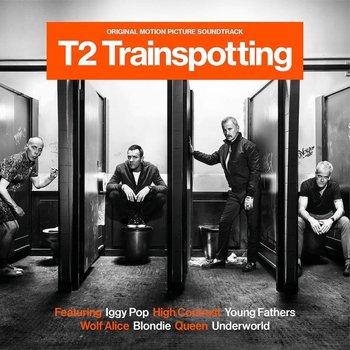 T2 TRAINSPOTTING OST CD