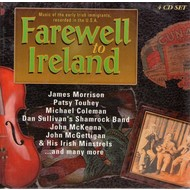 FAREWELL TO IRELAND - VARIOUS ARTISTS (4 CD SET)