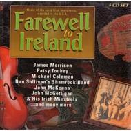 Proper Music,  FAREWELL TO IRELAND - VARIOUS ARTISTS (4 CD SET)