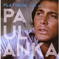 EMI Records,  PAUL ANKA - PLATINUM (CD)