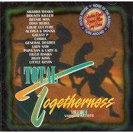 VP Records, TOTAL TOGETHERNESS - VARIOUS ARTISTS (CD)