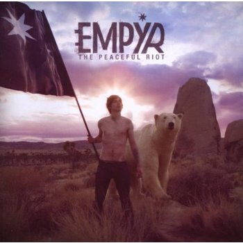 EMPYR - THE PEACEFUL RIOT (CD)