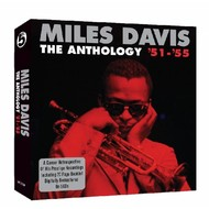 MILES DAVIS - THE ANTHOLOGY '51-'55 (5 CD SET)