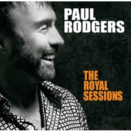 429 Records, PAUL RODGERS - THE ROYAL SESSIONS (CD/DVD JAPANESE IMPORT)
