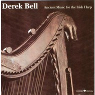 Claddagh Records,  DEREK BELL - ANCIENT MUSIC FOR THE IRISH HARP (CD)