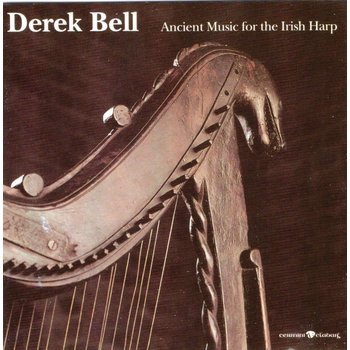DEREK BELL - ANCIENT MUSIC FOR THE IRISH HARP (CD)