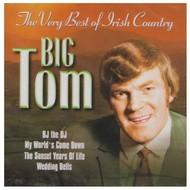 Emerald Music,  BIG TOM - THE VERY BEST OF IRISH COUNTRY (CD)