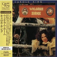 Rockingale Records, CAROLE KING - WELCOME HOME (Japanese Import CD)