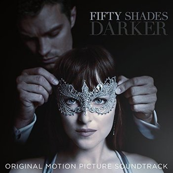 FIFTY SHADES DARKER - VARIOUS ARTISTS (CD)
