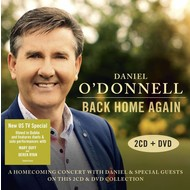 DMG TV, DANIEL O'DONNELL - BACK HOME AGAIN (2 CD / 1 DVD Set)