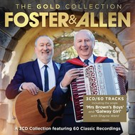 Crimson, FOSTER AND ALLEN - THE GOLD COLLECTION (CD)