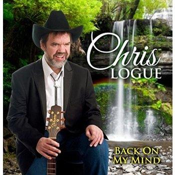 CHRIS LOGUE - BACK ON MY MIND (CD)