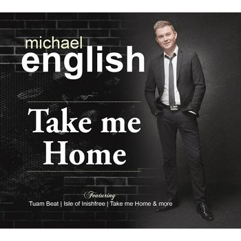 MICHAEL ENGLISH - TAKE ME HOME (CD)