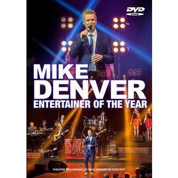 Sharpe Music,  MIKE DENVER - ENTERTAINER OF THE YEAR (DVD)