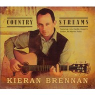 KIERAN BRENNAN - COUNTRY STREAMS (CD)...