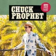 YepRoc Records, CHUCK PROPHET - BOBBY FULLER DIED FOR YOUR SINS (CD)