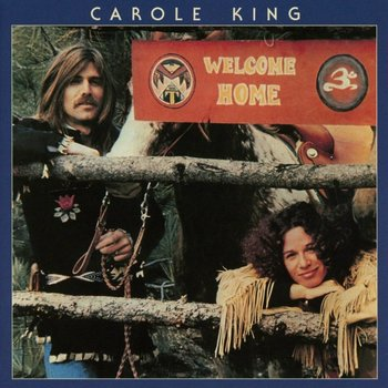 CAROLE KING - WELCOME HOME (CD)