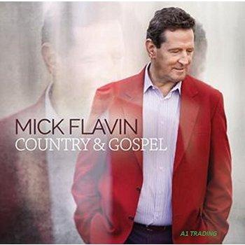 Rosette Records,  MICK FLAVIN - COUNTRY & GOSPEL (CD)